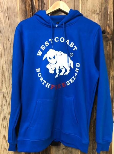 Westcoast Northfreezeland Hoodie - Cobaltblue