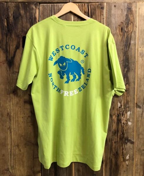 Northfreezeland T-Shirt - Wild Lime
