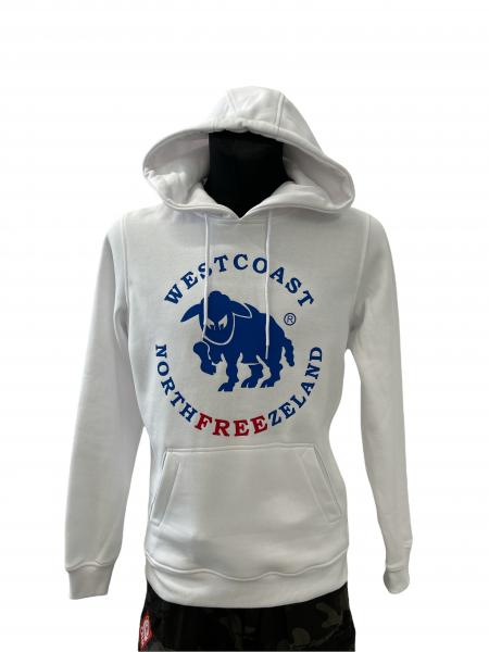 Westcoast Northfreezeland Hoodie - White