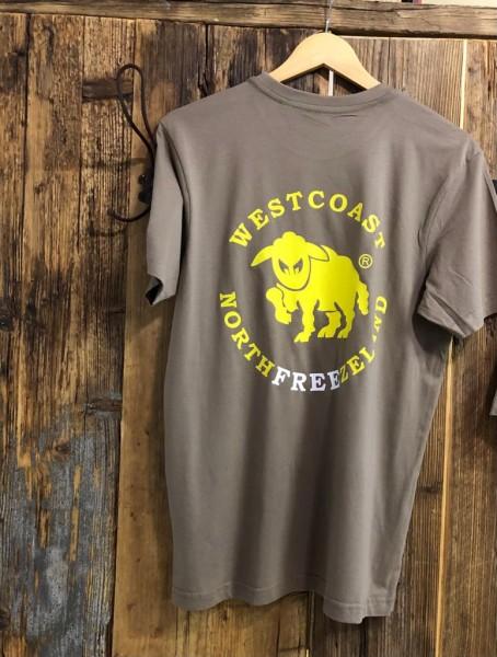 Northfreezeland T-Shirt - Taupe