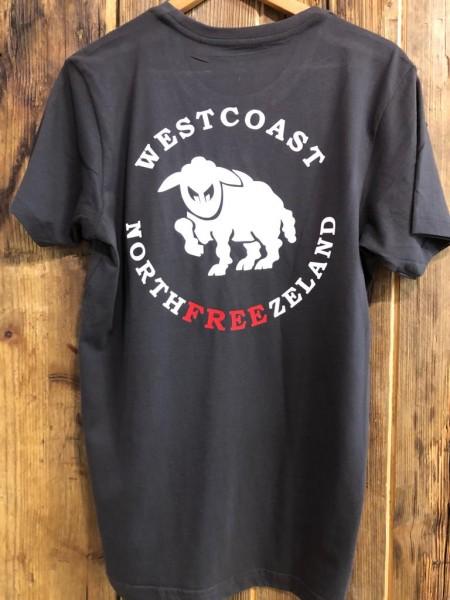 Northfreezeland T-Shirt - Dark Grey