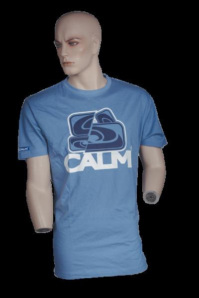 "T-Shirt ""Schnitzel"" - Steel Blue"